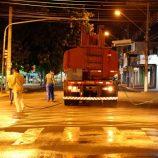 Prefeitura fará desinfecção de ruas no sábado para combater o coronavírus