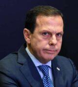 Governador João Doria é desaprovado por 65,3% dos paulistas, aponta pesquisa