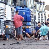 Postos de fiscalização da Renovias viram locais de apoio aos caminhoneiros