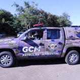 Secretaria de Segurança adquiri nova viatura para rondas na zona rural de Mogi