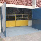 Ginásio do Tucurão passa por ampla manutenção