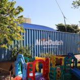 Cempi 'Maria Rotoli Mansur', no Jd. Santa Clara, terá uma 'biblioteca-container'