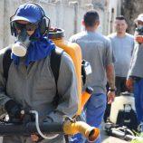 Casos positivos e notificações da dengue registram queda em Mogi