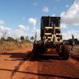 Secretaria de Agricultura intensifica manutenção e faz reparos em estradas rurais