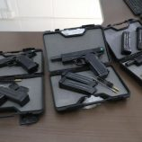 GCM adquire 20 novas pistolas utilizadas pelas Forças Armadas a R$ 91 mil