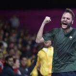 Filipe Manara é confirmado nos Jogos de Tóquio pela ITTF