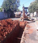 Saae começa a construir adutora que levará água da Zona Sul à Zona Oeste