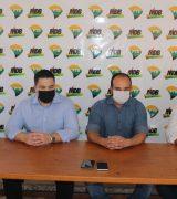 PTB anuncia apoio do  MDB para as eleições majoritárias de novembro