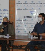 Carlos Nelson e Palomino confirmam aliança para eleição majoritária 2020
