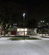 """Espaço 250 anos """"Valter Abrucez"""" é inaugurada ao lado do Centro Cultural"""