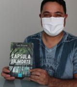 Escritor mogimiriano lança a ficção 'Cápsula da Morte'