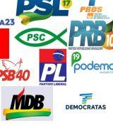 Só 11 partidos estão aptos, até o momento, a receber o Fundo Eleitoral Partidário