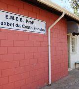 Trânsito terá alteração próximo a Emeb, durante testes rápidos de Covid-19