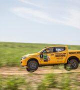 Equipe de Rafa Almeida tem bons resultados no Rally RN