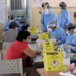 Saúde aplica 327 testes Covid-19 em idosos da Zona Leste; 14 testaram positivo