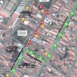 Rua José Bonifácio, no Centro, terá trânsito interditado nesta sexta-feira
