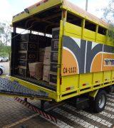 Ação de apoio aos caminhoneiros da Renovias já entregou mais de 82 mil kits