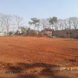 Limpeza de área no Bosque dá largada para obras do novo reservatório da ETA