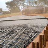 Base do reservatório de 2 milhões de litros de água da Zona Oeste já está pronto