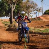 Ique Mattos segue na liderança do Circuito Paulista de Velocross