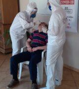 Rotary Club realiza testes para a Covid-19 em lares de idosos de Mogi Mirim
