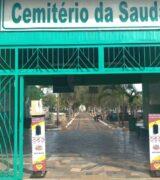 Cemitério Municipal da Saudade organiza operação especial do Dia de Finados