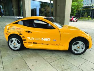 Criado do lixo: conheça o Luca, um carro revolucionário