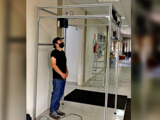 Grupo da FEEC cria dispositivo de medição da temperatura corporal