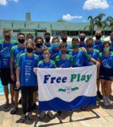 Free Play traz 21 medalhas após torneio em Limeira