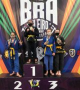 Mogimiriana mira o Mundial de Jiu Jitsu em Campinas