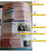 Justiça Eleitoral determina suspensão de panfletos apócrifos contra candidato