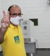 Luiz Henrique diz ser o único capaz de acabar com 'velha política' na cidade