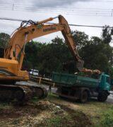 Equipes da SSM realizam limpeza dos córregos Lavapés e Santo Antônio