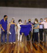 HOMENAGEM: Teatro do Centro Cultural recebe o nome de Tóride Celegatti