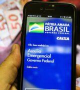 Pagamento do novo auxílio emergencial começa na próxima terça-feira, dia 6
