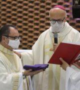 Frei Manuel e Padre Cândido assumem Bom Jesus e de São Benedito