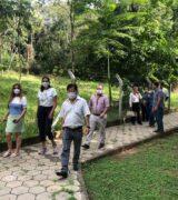 Prefeitura recebe Associação Mata Ciliar em visita ao Zoo para parceria