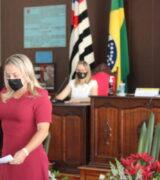 Sonia Módena compõe com Gebê e leva a presidência da Mesa da Casa de Leis