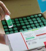 Mogi Mirim recebe mil doses da vacina inglesa de Oxford/AstraZeneca