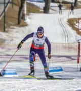 Mirlene Picin encara sexto Mundial de Ski Nórdico