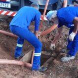 Saae conclui reparo em sistema de escoamento do Tucurão