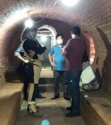 Iniciado restauro do 'Bunker de 32' para incentivar turismo em Mogi Mirim