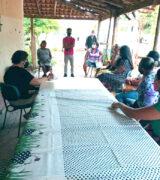 Secretaria de Educação apresenta projeto de EJA com ECA a moradores do Vergel
