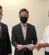 Paulo Silva busca em SP melhorias para área rural na Sec. de Agricultura