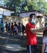 'Monsenhor Nora' retoma aulas presenciais em sistema de rodízio semanal