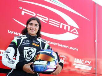 Jamie Chadwick, uma mulher na Fórmula-1