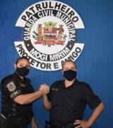 Rosa e Helena: pioneiras na Guarda Civil Municipal de Mogi Mirim