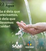 Em passos largos, SAAE executa projetos e obras em benefício da população