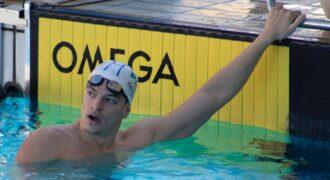 Conrado fica em sexta na Seletiva para a Olimpíada