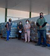 Secretaria de Educação inicia nova distribuição de cestas básicas para alunos